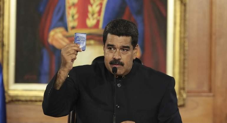 Aquí no va a haber elecciones presidenciales hasta 2018 — Aristóbulo Istúriz