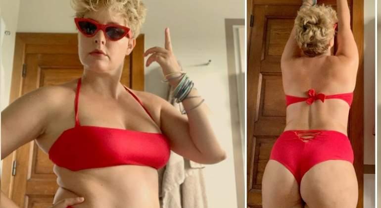 María Riot La Trabajadora Sexual Que Ganó A Facebook Desnuda En