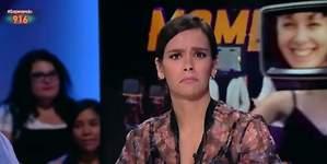 La decepción de Cristina Pedroche con su compañero Arturo Valls
