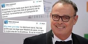 Carbonell: zasca tras defender a Manuela Carmena