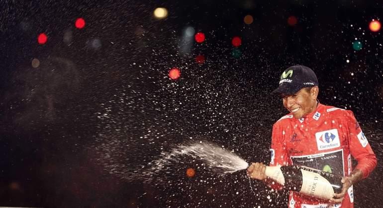 Movistar renueva el patrocinio del equipo y a Nairo Quintana hasta 2019
