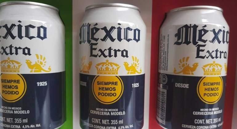 Corona sustituye su nombre por el de México por el mes patrio