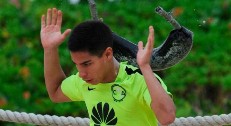 Higuera revela a qué jugar de América ficharía para Chivas