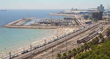 Puertos y Adif invertirán 851 millones para impulsar el tren de mercancías