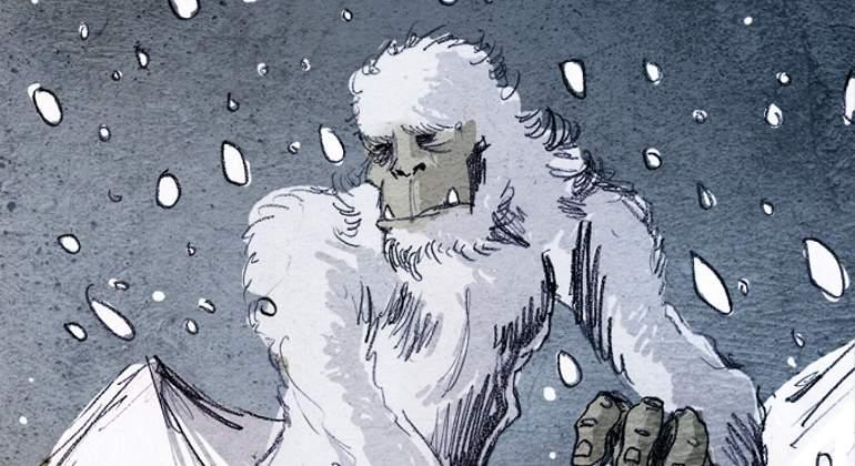 Resuelto el misterio del Yeti o Abominable hombre de las nieves del Himalaya