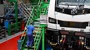 Empleado en la fbrica de trenes y locomotoras de Stadler GUILLERMO LUCAS