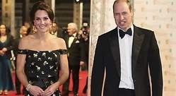 Kate Middleton brilla con un look de 7.000 euros en los BAFTA