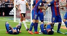 El agresor de Mestalla se disculpa