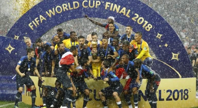 La FIFA decepciona al mundo con cuestionada