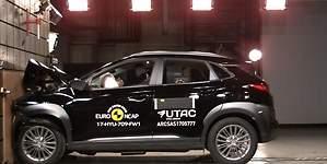 Nuevas pruebas Euro NCAP a 15 modelos: estos son los coches más y menos seguros