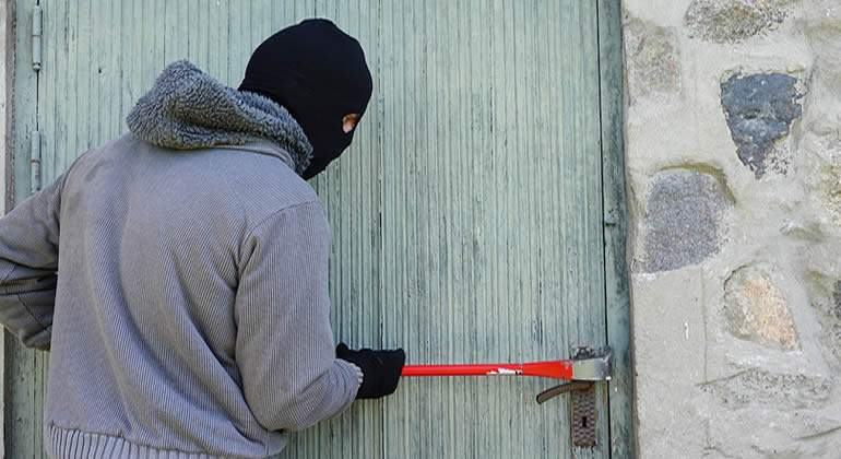 Cinco síntomas de que tu casa puede ser vulnerable a los robos