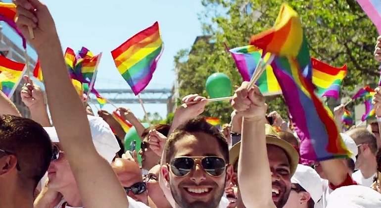 Partidarios del matrimonio homosexual se manifiestan en México