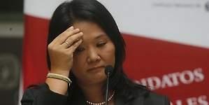 Fiscal inicia investigación a Keiko Fujimori por presunto lavado de activos