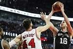 Los Bulls de Mirotic acaban con los Spurs