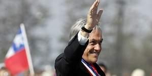 Sebastián Piñera lidera los sondeos electorales en Chile