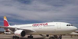 Iberia bautiza a un Airbus A330-200 con el nombre de Lima