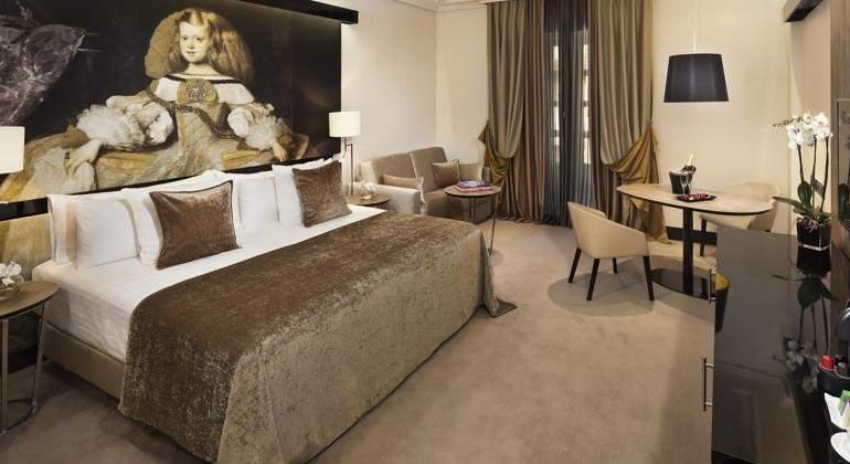 Madrid ya tiene un nuevo hotel de lujo