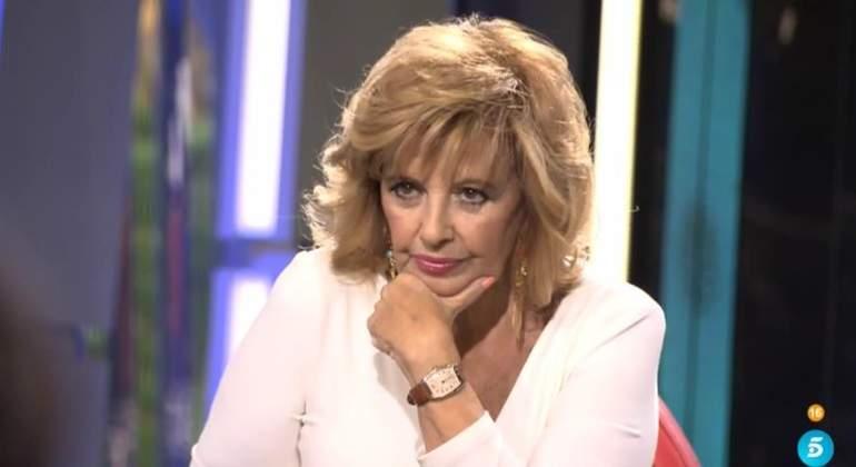 Críticas a la reaparición de María Teresa, incómoda en el plató del debate de GH