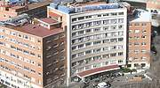 El Hospital Universitario Fundacin Jimnez Daz en Madrid