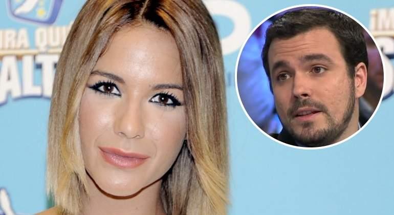 Tamara Gorro explota en Twitter contra Alberto Garzón por la gestación subrogada