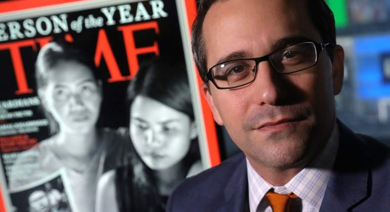Ben Goldberger editor asistente de la revista Time