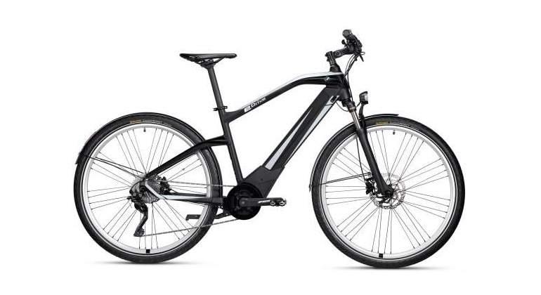 Así es la nueva e-Bike de BMW: única y elegante