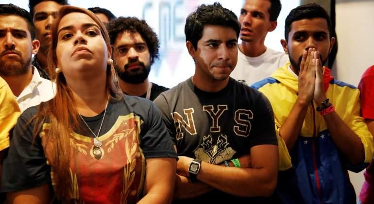 EEUU condena ausencia de elecciones libres en Venezuela, departamento de Estado