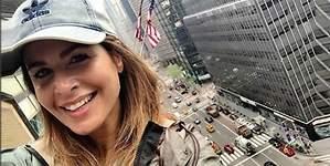 Nuria Roca, víctima de un robo en Nueva York