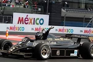 GP de México se correría el 5 de noviembre en 2017