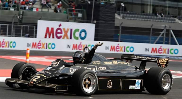 El GP de México de 2017 se correría en noviembre