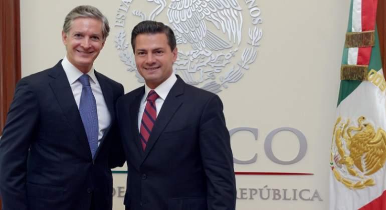 Peña Nieto dialoga con gobernadores electos de Edoméx y Nayarit