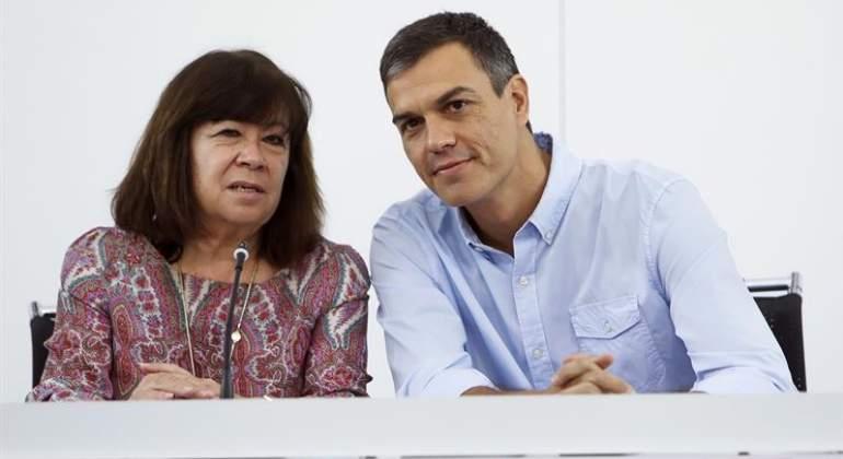 Narbona envía una carta a Rivera para convencerle de que retire el veto a  pactar … ba4b1a837cb