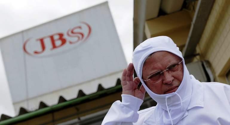 Accionista mayoritario de JBS acuerda pagar multa de US$3.200 millones