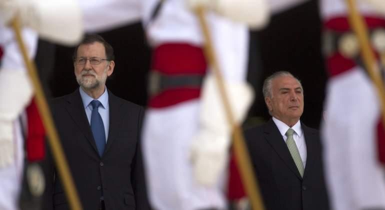 Temer advirtió que Venezuela puede ser seoarado del Mercosur — Brasil
