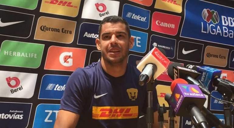 González revela que el árbitro reconoció error en gol de América