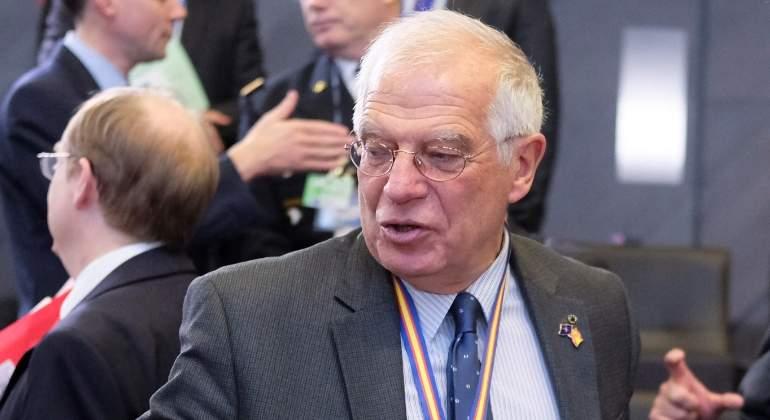4ab8a491bd6 Borrell no se descarta para encabezar la lista del PSOE a las europeas