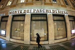 Monte Paschi pediría el rescate