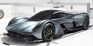Cuatro claves del AM-RB 001, el deportivo de ensueño diseñado por Aston Martin y Red Bull