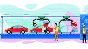 La transformación de la industria de la automoción se acelerará