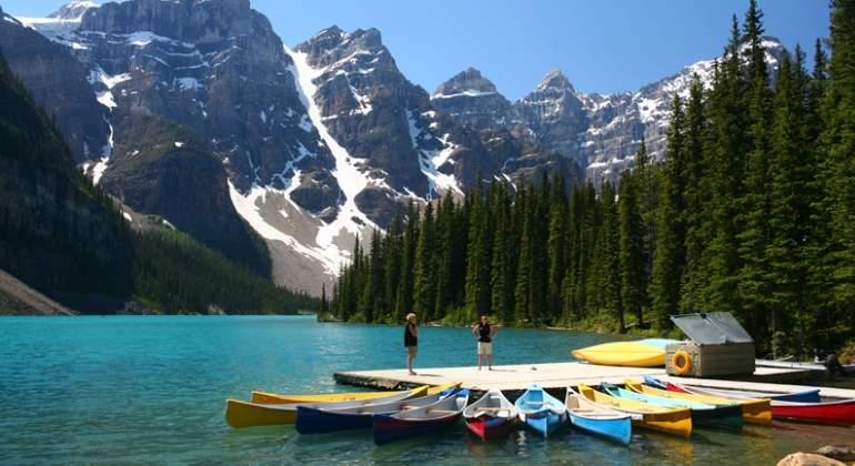 Canadá abre sus maravillas naturales al mundo con pases gratis en 2017