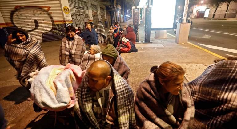 Abre estado centro de acopio para afectados por sismo