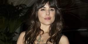 Adriana Ugarte, a lo 50 sombras de Grey en Madrid