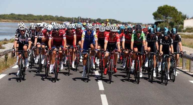 Lutsenko brilla en Santa Lucia, Contador ve la luz y Froome se reafirma