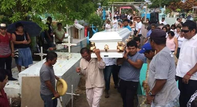 Hallan cadáveres de 4 desaparecidos en el este de México