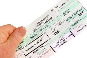 El código que nadie quiere en sus billetes de avión a Estados Unidos