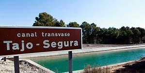 El Gobierno de Castilla-La Mancha recurrirá el nuevo trasvase Tajo-Segura
