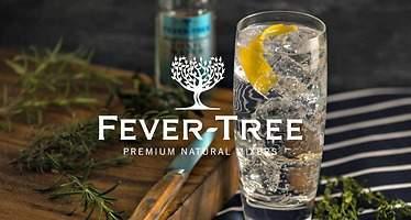 La tónica Fever-Tree se dispara en bolsa: sube hasta un 20% tras anunciar que duplicó ganancias en el semestre