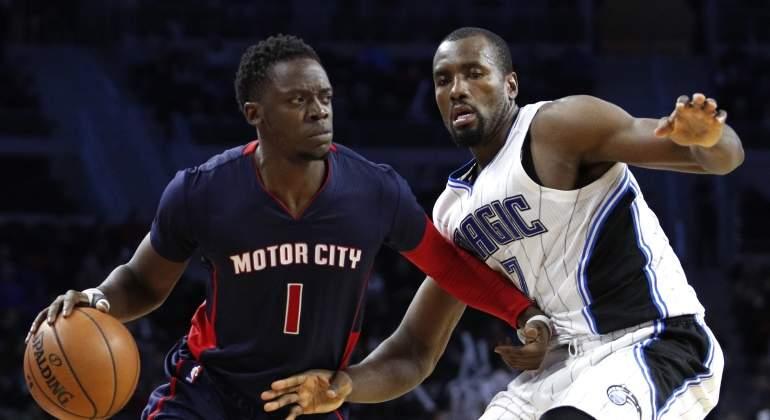 Ibaka reina en Detroit y Willy Hernangomez rinde bien en pocos minutos con los Knicks