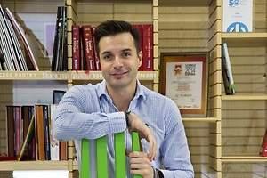 Abraham Martín, director de marketing de El Tenedor en España, Portugal y Brasil