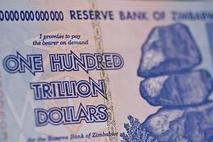 Zimbabue teme a su propia divisa